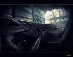 "UE Abandoned Theme Park ""Sp"" by rustysphotography, via Flickr"