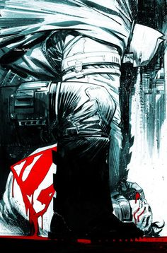 DARK KNIGHT III: THE MASTER RACE #1 Sean Murphy Variant Cover | DC Comics