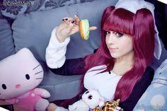 Kisara as Riruka Dokugamine from Bleach Bleach Cosplay, Anime, Cosplay Ideas, Google, Community, Cartoon Movies, Anime Music, Animation, Anime Shows