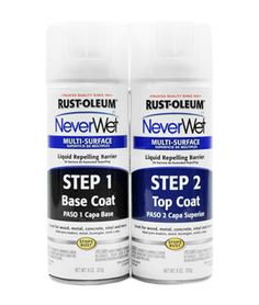 Rust-Oleum Never Wet Multi-Surface Frosted Clear