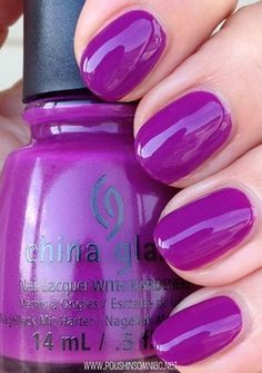 China Glaze Givers Theme (The Giver Collection)