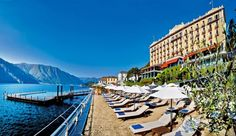 Grand Hotel Tremezzo: Set on a magnificent spot on Lake Como, the 90-room Grand Hotel Tremezzo dates back to 1910. Rates from $285/night. Email dynamitetravel@yahoo.com to book this deal!