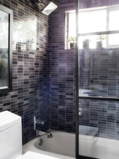 Emser Alchemy Copper And Lucente Blanc As An Accent Mosaic Bathroom Ideas Pinterest