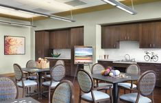12 Best Dining Room Images Senior Living Assisted Living Facility