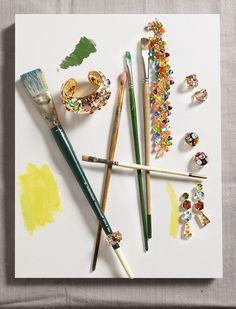 10 Eye-Catching Gemstones in a Confetti of Shades  - Veranda.com