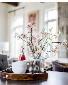 Kitchen Floral Rue Magazine