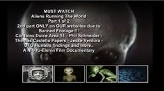 MUST WATCH Aliens Running Earth FULL Documentary Part 1 Dulce Base Insights - YouTube