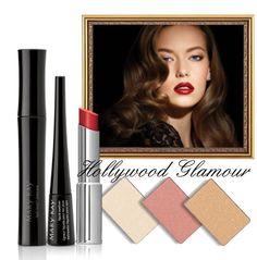 Old Hollywood glamour was a major trend at last night's award show! Get the look with Mary Kay® True Dimensions™ Lipstick in Firecracker, Liquid Eyeliner in Black, and Lash Love® Mascara!