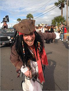Tybee Island Pirate Festival - Oct  5th -7th  2012