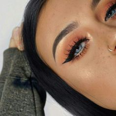 Eye Makeup Tips.Smokey Eye Makeup Tips - For a Catchy and Impressive Look Beauty Make-up, Beauty Dupes, Beauty Hacks, Hair Beauty, Beauty Trends, Beauty Unique, Unique Makeup, Makeup Goals, Makeup Inspo