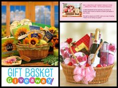 Enter to win a FREE gift basket of your choice ($100 value)...No purchase necessary....January drawing ends 1/31/14! www.pdmgiftboutique.labellabaskets.com