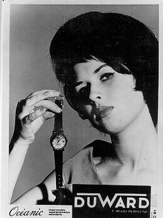 Relojes Duward Serie Oceanic 1958