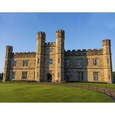 Stewart Parr 'Leeds Castle at sunset near Kent England' Unframed Photo Print