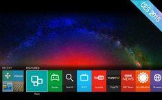Samsung Announces Tizen OS Will Power All Its Smart TVs