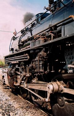 steam engine | A steam engine at Tennessee Valley Railroad M… | Flickr