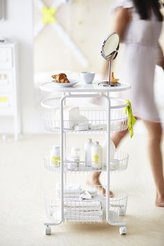 IKEA trolley as art supply central.. these are so wonderful! | Good ...