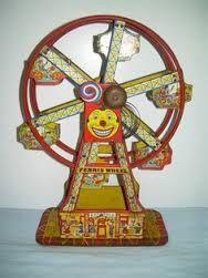 vintage tin toys - Google Search
