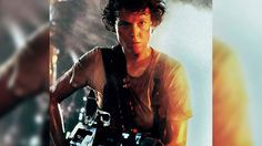 Sigourney Weaver    Action Credentials: The Alien franchise  Weapon of Choice: Custom Flamethrower