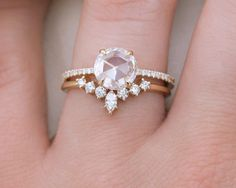 Honest 0.25 Carat G-h Diamond Wedding Beaded Eternity Bridal Band Ring 14k White Gold Do You Want To Buy Some Chinese Native Produce? Engagement & Wedding