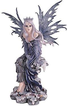 Fairy Collection Icy Pixie Fantasy Figurine Decoration Collectible GSC http://www.amazon.com/dp/B003EVOCXS/ref=cm_sw_r_pi_dp_qkkxwb1DNGJVK