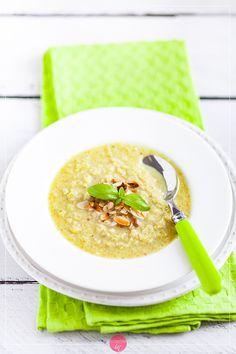 Zupa z brokułów czyli krem z brokułów krok po kroku, również w wersji…