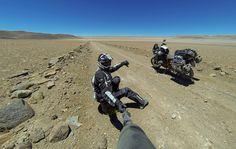Motorradreise Panamericana Martin Leonhardt
