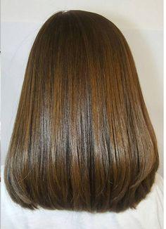 Shop Rabake Hair Brazilian Straight Human Hair 3 Bundles With Closure Brazilian Virgin Hair Straight With Closure Cut My Hair, Her Hair, Medium Lenth Hair, Medium Hair Styles, Short Hair Styles, Straight Weave Hairstyles, Shag Hairstyles, Shoulder Length Hair, Shoulder Bob
