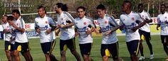 VEA las mejores imágenes correspondientes al tercer día de entrenamiento de la selección Colombia en Barranquilla, de cara al partido contra Bolivia del viernes 22 de marzo.Créditos: RAUL PALACIOS- Colprensa