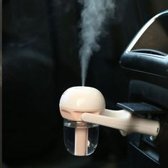 Our best-selling, Auto Mini Car Humidifier combines the mood lifting benefits of aromatherapy. Auto Jeep, Jeep Cars, New Car Accessories, Mini Car, Auto Mini, Car Interior Decor, Interior Painting, Interior Design, Girly Car