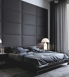 Awesome Deco Chambre Lit Noir that you must know, You?re in good company if you?re looking for Deco Chambre Lit Noir