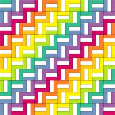 Easy rectangle quilt patterns — pinwheels, herringbone, bricks, spirals, tri-co… – Carpe Diem Willkommen Jellyroll Quilts, Scrappy Quilts, Easy Quilts, Quilting Tutorials, Quilting Projects, Quilting Designs, Quilt Block Patterns, Quilt Blocks, Rail Fence Quilt