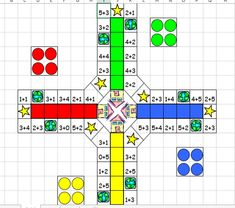 Ludo med tal og regnestykker | EMU Danmarks læringsportal Fun Math, Math Games, Teaching Schools, Emu, Educational Games, Play To Learn, Algebra, Math Centers, Worksheets