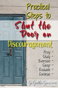 Discouragement | Rec