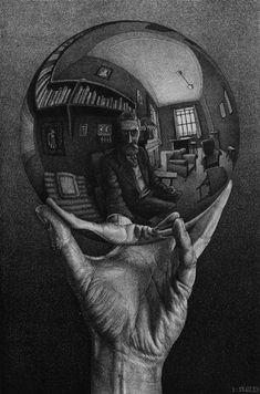 Obra do artista holandês M. C. Escher
