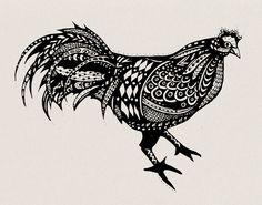 Cock-a-doodle-doo @Queenie Wan 2me