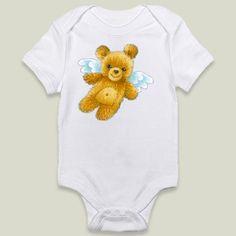 Teddy angel on @boomboomprints #teddy #teddybear #angel #art #baby #kids #infantfashion #babyfashion #momlife #dadlife #colour #maternity #thekittensfamily #babyshirt #illustrations http://www.boomboomprints.com/Product/barbarajelenkovich/Teddy_angel/Onesies/0-3M_Cloud_White_Onesie/