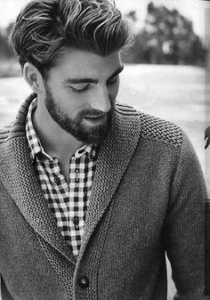 Fancy Mens Medium Long Hair