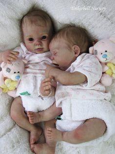 Reborn Dolls by Helen Jalland