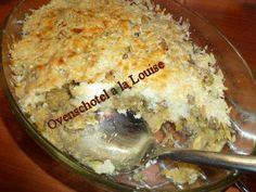 Ovenschotel A La Louise recept | Smulweb.nl