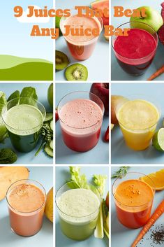 9 Juices That Beat Any Juice Bar