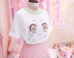 "Cute kawaii t-shirt - Use the code ""batty"" at Sanrense for a 10% discount!"