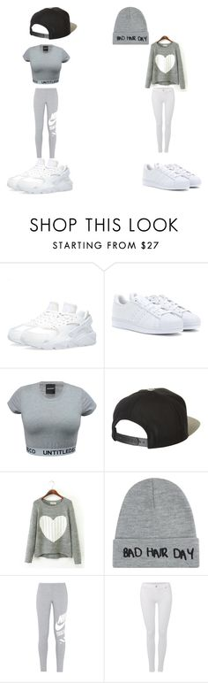 """""""Two types of girls"""" by annaleigh1213 ❤ liked on Polyvore featuring мода, NIKE, adidas, Brixton, Local Heroes, 7 For All Mankind, women's clothing, women, female и woman"""