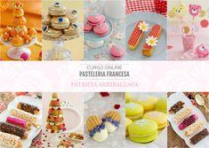 Curso Online de Pastelería Francesa - Patricia Arribálzaga www.cakeshautecouture.com