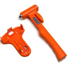 2 in 1 Car Safety Hammer Escape Hammer Emergency Survival Tool