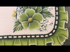 One Stroke Painting, Painting Videos, Natural Lubricant, Fabric Painting, Tapestry, Chic, Rose, Painting Carpet, Watercolor Art