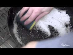 Natural Hack: The Best Way to Clean a Cast Iron SkilletREALfarmacy.com | Healthy News and Information
