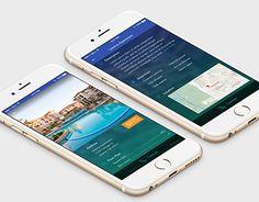 "Check out new work on my @Behance portfolio: ""Hub Tango App""…"