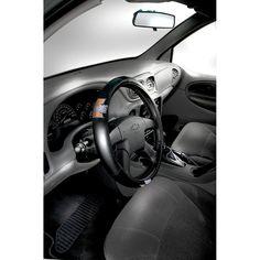 Illinois Fighting Illini NCAA Steering Wheel Cover (14.5 to 15.5)