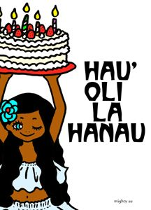 77 best hawaiian birthday greetings images on pinterest birthday hauoli la hanau happy birthday m4hsunfo