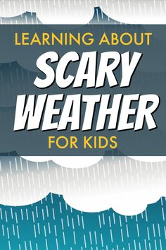 Needs weather lessons for kids? Hurricane science lessons and more! #weatherforkids #lessons #homeschool #STEM